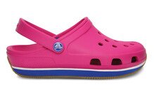 Crocs Retro Clog fuchsia/sea blue